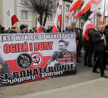 """IPN wybiela """"Burego"""". Nie jest winny ludobójstwa, bo """"mógł puścić z dymem więcej białoruskich wiosek"""""""