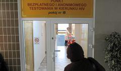Punkt badania HIV w Olsztynie