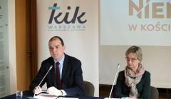 Konferencja prasowa w Warszawie dotyczaca inicjatywy