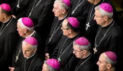 Biskupi podczas zebrania KEP