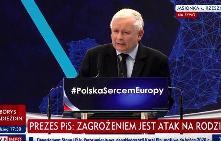 Konwencja PiS w Poznaniu