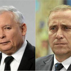 Kaczyński i Schetyna