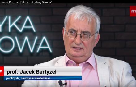 prof. Jacek Bartyzel, źródło: Media Narodowe