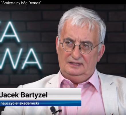 """Bartyzel: Żydzi to """"żmijowe plemię pełne jadu"""". Prokuratura: To dozwolona krytyka i komentarz do aktualnych wydarzeń"""