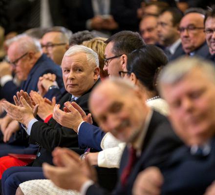 Kaczyński: wielu ludzi może nie wiedzieć, jak jest naprawdę. Kronika Skórzyńskiego (23-29 marca 2019)