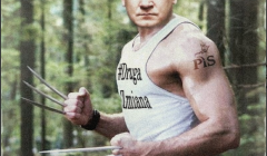 Dominik Tarczyński jako bohater serii filmowej o Wolverinie