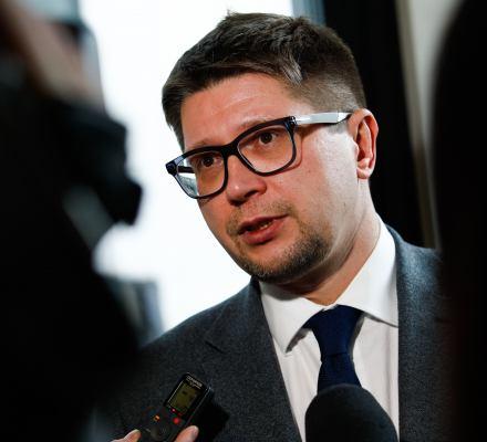 Sędzia Łączewski pozwie ministra Ziobrę za oskarżenie go na konferencji prasowej