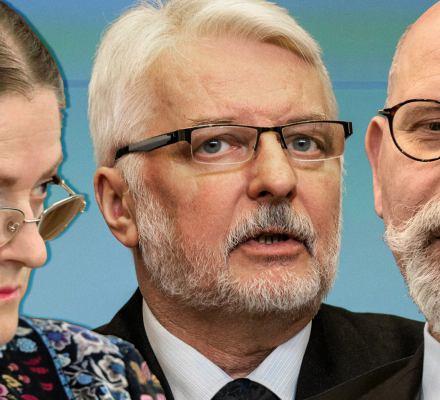 Pawłowicz, Waszczykowski i Świrski zgłaszają się do egzaminowania dzieci