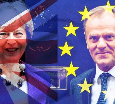 Brexit dopiero jesienią, a Brytyjczycy robią wybory do PE. Macron prawie jak Szydło: przegrał 26 do 1