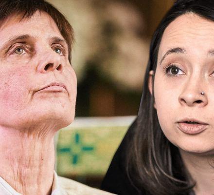 """Ochojska: """"Mam raka. Nie przerywam kampanii. Badajcie się!"""" Zawisza: """"Bardzo współczuję. Wiem, że będzie walczyć"""""""