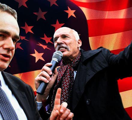 Żydzi i USA największymi wrogami dla polskich radykałów. Antyamerykańska narracja problemem PiS