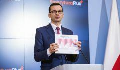 Konferencja prasowa dotyczaca programu Emerytura Plus