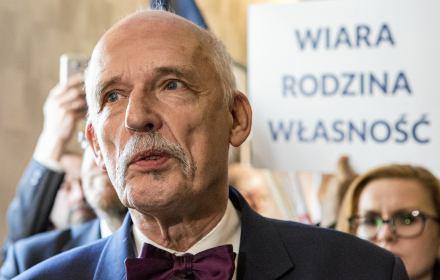 """Polska skrajna prawica ruszyła na """"podbój"""" Francji. W Polsce jej portale mają milionowe zasięgi"""