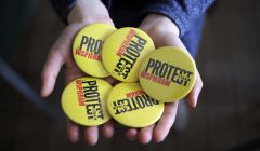 Strajk nauczycieli w Czestochowie