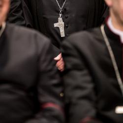 Biskupi podczas obrad Konferencji Episkopatu