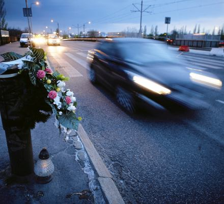 Rząd PiS nie zadba o bezpieczeństwo pieszych. Topnieją nadzieje na zmianę na polskich drogach