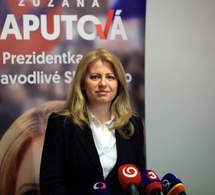 Jedna Čaputová wiosny nie czyni. Sytuacja na Słowacji się komplikuje