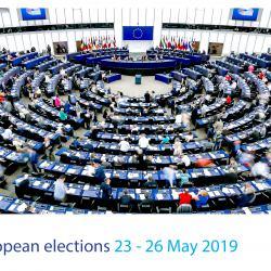 Zdjęcie sali plenarnej europarlamentu