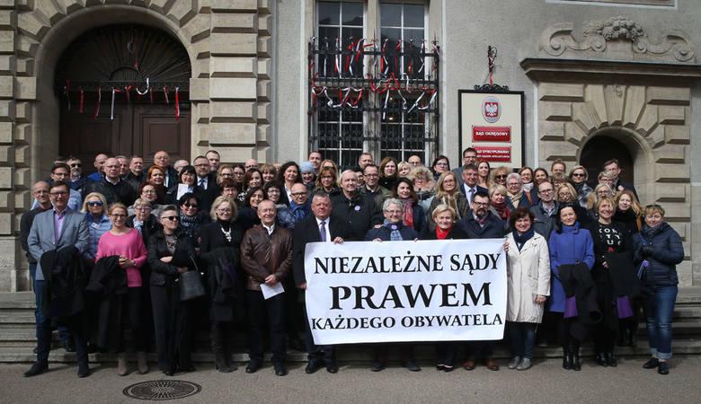 Judges in Gdańsk