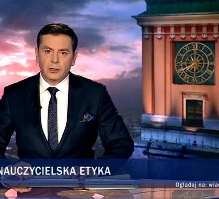 TVP o nauczycielach: