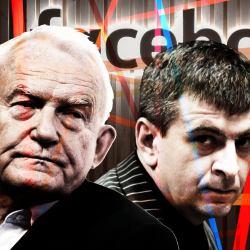 """Leszek Miller pisał dla wzmacniającego rosyjską propagandę portalu """"Inna Polityka"""", który prowadził jego były doradca Jacek Podgórski."""