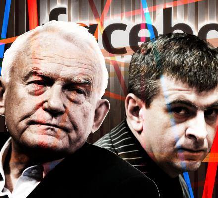 Leszek Miller był twarzą portalu wzmacniającego rosyjską propagandę. W siatce dystrybucji fejków na FB