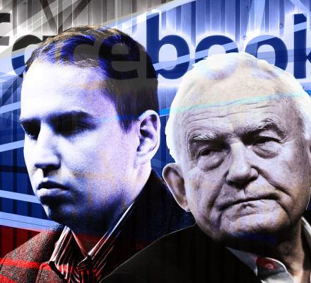 FB pozwala działać siatce fanpejdży promującej rosyjską propagandę, prawicowe media i wiceministra cyfryzacji
