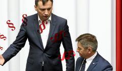 Minister Ziobro i PiS chcieli znieść karę za obcowanie seksualne z małoletnimi za pieniądze