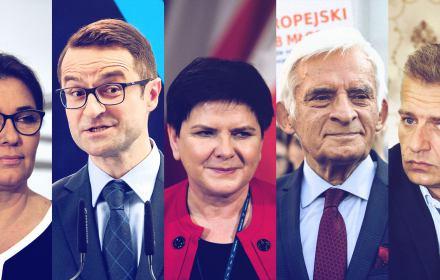 Najlepszy w kraju. Tomasz Poręba z PiS zgarnia 37 proc. głosów w swoim okręgu [Ranking]