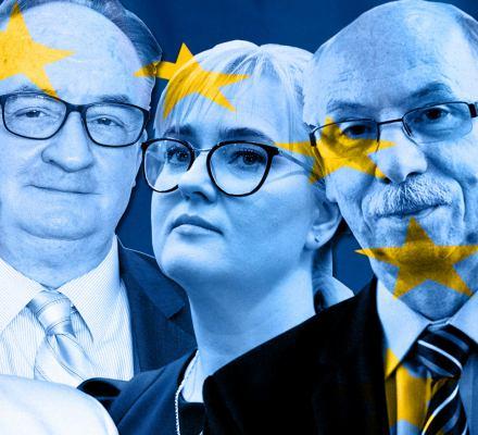 EUROMANDATY. Piątka premierów z list KE i ministrowie Dobrej Zmiany na czele z Zalewską [52 nazwiska]