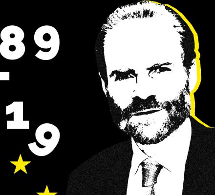 Timothy Garton Ash (po polsku!): Od sukcesu 1989 do kryzysu 2019. Zapraszamy na wykład 3 czerwca