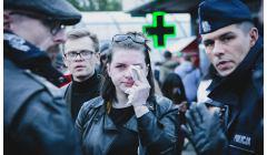 Anna Prus zaatakowana gazem