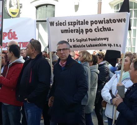Rząd chce likwidacji 150 szpitali powiatowych, ale nie ma odwagi powiedzieć tego wprost