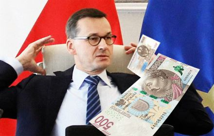 Morawiecki: rozszerzenie 500 plus to waloryzacja o 100 proc. Bzdura premiera
