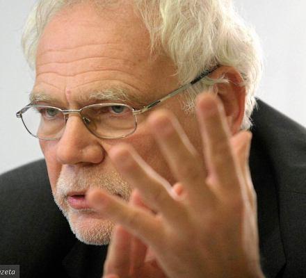 Prof. Marek Safjan: