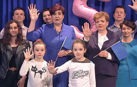 Świnie, śmigłowce, Putin i bloki. Jak wyglądają spoty kandydatów do PE?