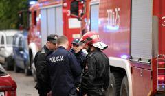 Podejrzana paczka na poczcie w Szczecinie