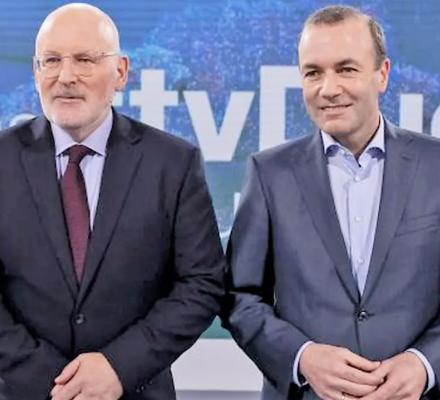 Timmermanns kontra Weber. Czy szefa Komisji Europejskiej wskażemy w wyborach europejskich?