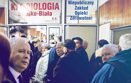 Piątka Kaczyńskiego przegrywa z kolejkami do lekarzy i edukacją. 500 plus mniej ważne [SONDAŻ]