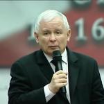 Jarosław Kaczyński w Spale