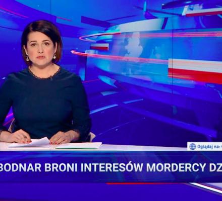 """Zaszczuć Bodnara. Na czele nagonki: """"Wiadomości"""" TVP i Patryk Jaki"""