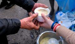 Akcja Zupa na Plantach do Magazynu Krk