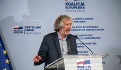 Konwencja kandydatow Koalicji Europejskiej do Parlamentu Europejskiego w Bydgoszczy