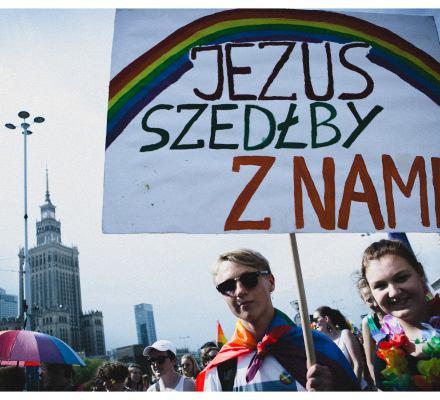 Przykrywanie Parady Niemcem, czyli polityka dmuchanych incydentów [ANALIZA]