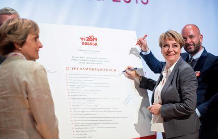 21 Tez Samorządowych - Gdańsk