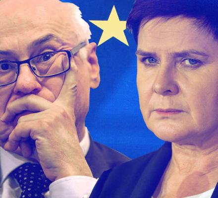 Szydło i Krasnodębski bez ważnych stanowisk w PE. PiS w