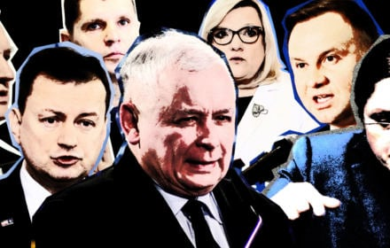 PiS' Homophobia. How the president, chairman, ministers and deputies aroused hatred of LGBT in Poland
