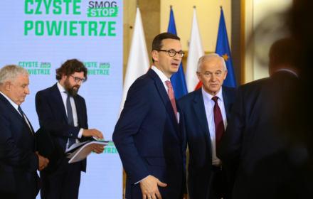 Polska pozoruje walkę ze smogiem. KE odwołała spotkanie, bo rząd ignoruje jej rekomendacje