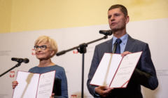 Przedstawienie Pelnomocnika Rzadu ds Wychowawczej Funkcji Szkoly i Placowki