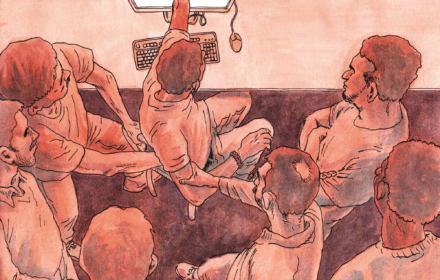 Koszmar ośrodków strzeżonych. Nyan spędził tam 9 miesięcy, bo wygasła mu wiza studencka